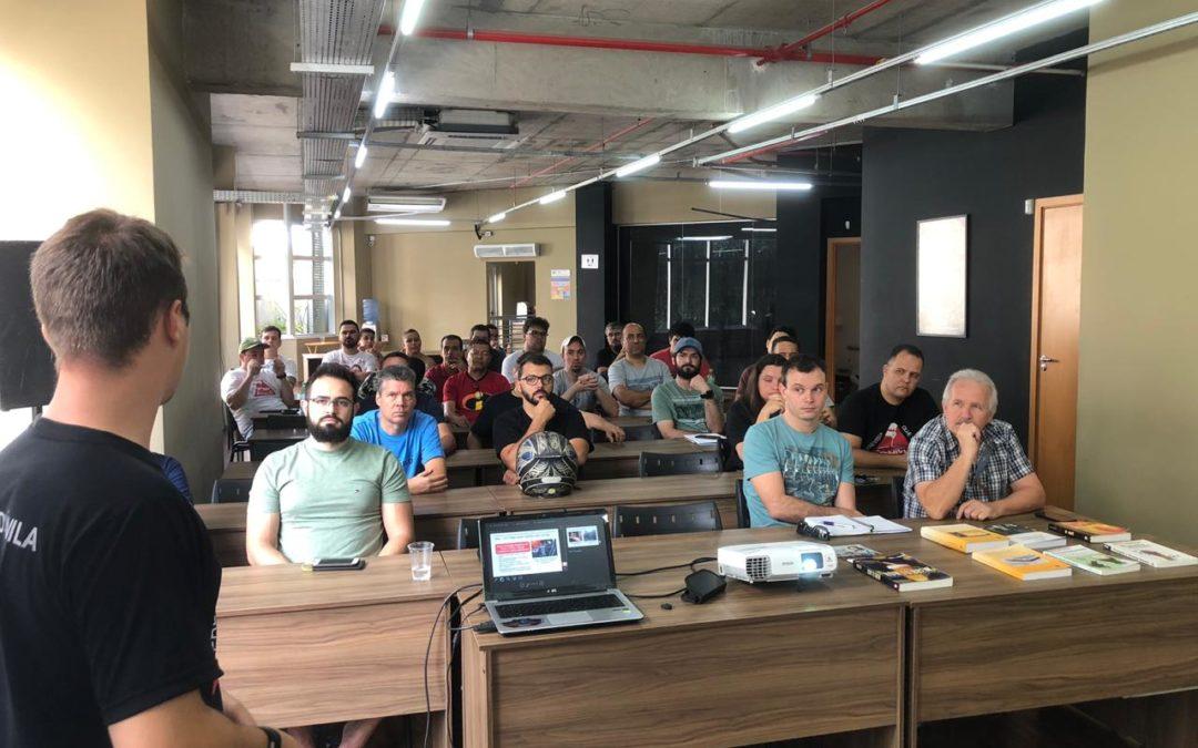 """""""Boas Práticas ao Longo do Processo"""": mais um workshop da ACervA mineira"""
