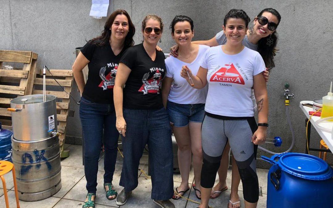 Acervianas comemoram Dia Internacional da Mulher